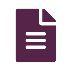 home purchase contracts icon