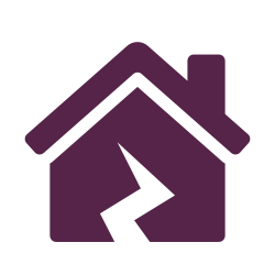 homeowner and renter insurance icon