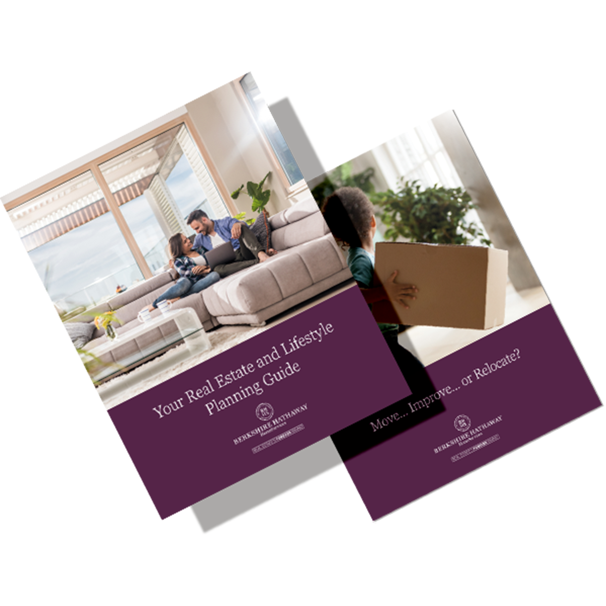 preview of planning guides for real estate consumers