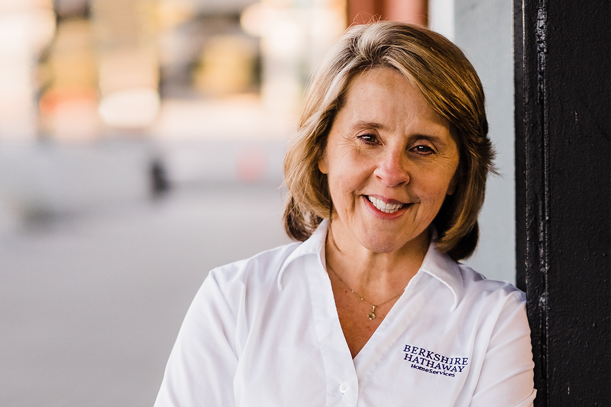 Property Management Division Director, Kathy Gaspari