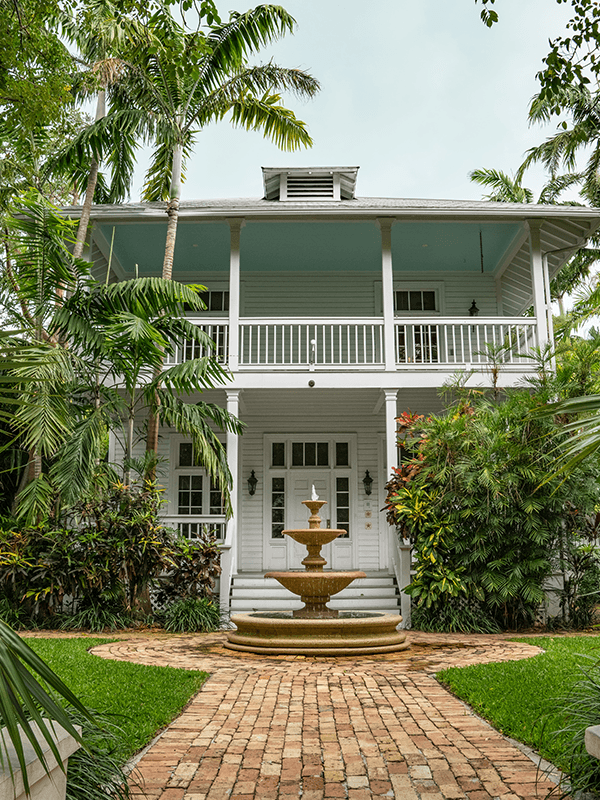 key west style home for sale